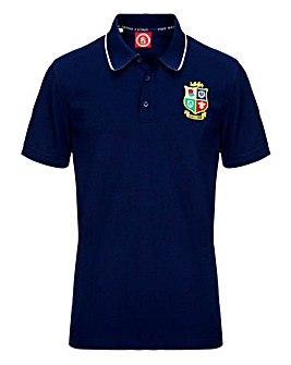 British & Irish Lions Supporter Polo