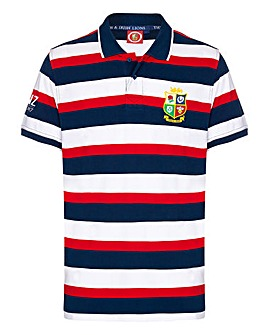 British & Irish Lions Hoop Polo