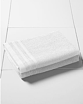 Everyday Value Towel Range - White