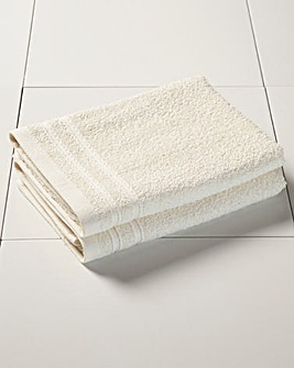 Everyday Value Towel Range - Cream