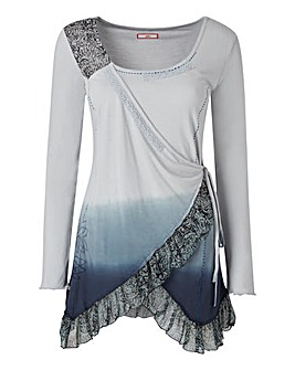 Joe Browns Pacific Ocean Jersey Top