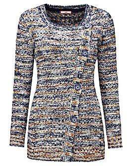Joe Browns Slub Yarn Cardigan
