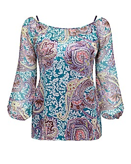 Joe Browns Chao Pesco Gypsy Blouse