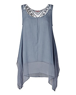 Joe Browns Dipped Hem Versatile Tunic
