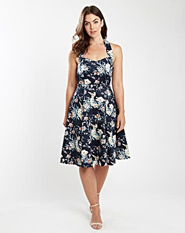 Joe Browns Distinctive Halter Neck Dress