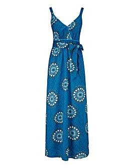 Joe Browns Printed Woven Maxi Dress