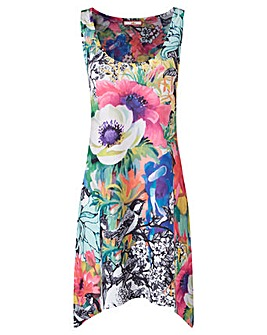 Joe Browns Floral Beach Beauty Dress