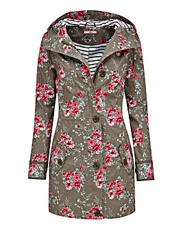 Joe Browns Floral Showerproof Jacket