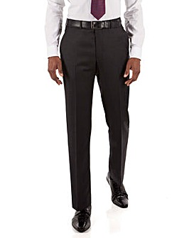 Pierre Cardin Charcoal Check Trousers