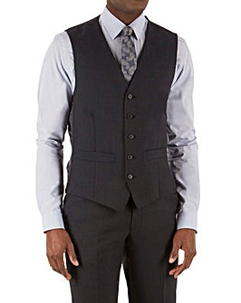 Pierre Cardin Blue POW Check Vest