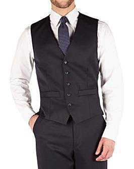 Pierre Cardin Navy Twill Waistcoat