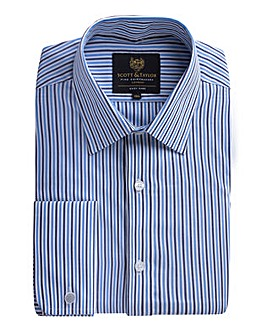 Scott & Taylor Multi Stripe Shirt