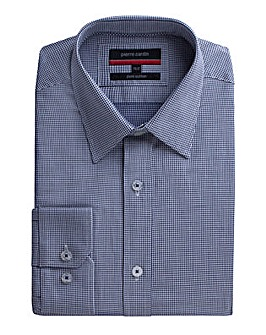 Pierre Cardin Micro Check Shirt