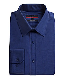 Pierre Cardin Blue Oxford Shirt