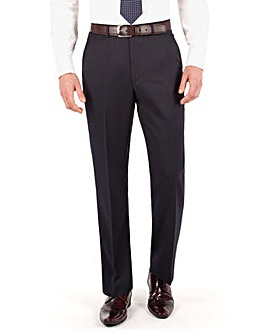 Pierre Cardin Navy Twill Trousers