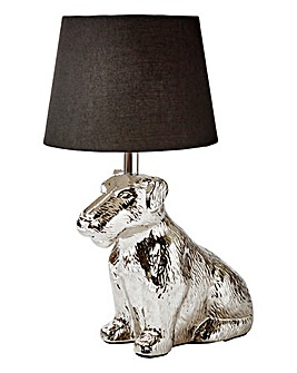 Lorraine Kelly Terrier Table Lamp