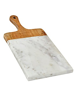 Lorraine Kelly Marble & Wood Board