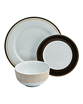 Portmeirion Modern 12pc Dinner Set