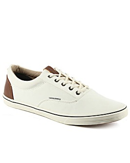 Jack Jones Vision Mix White Trainer
