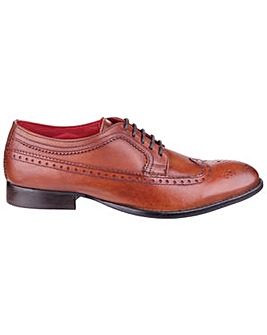 Base London Bailey Grained Leather