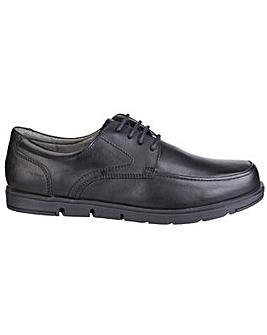 Hush Puppies Viana Leather Lace up Shoe