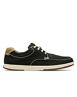 Clarks Norwin Vibe Shoes H  fitting