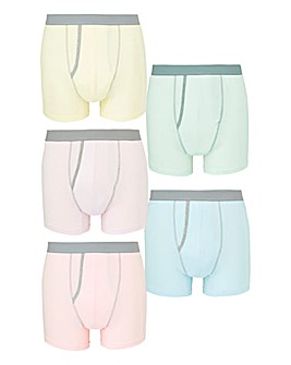 Capsule Pastel Pack of 5 A Fronts