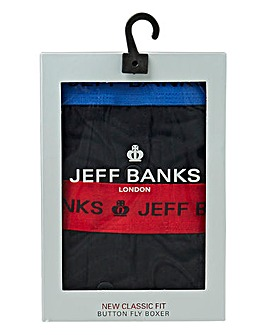 Jeff Banks Pack of 2 Boxers