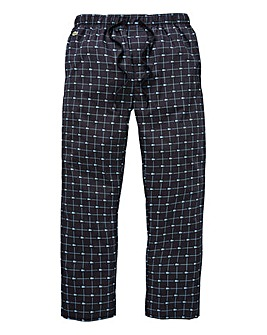 Lacoste all over print Loungepants
