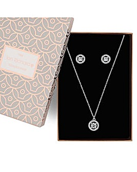 Jon Richard clara jewellery set