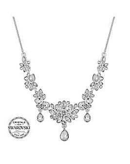 Jon Richard botanical necklace