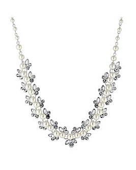 Alan Hannah botanical pearl necklace