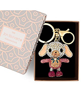 Jon Richard rabbit keyring