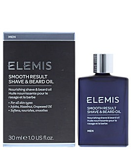 ELEMIS Smooth Result Shave  Beard Oil