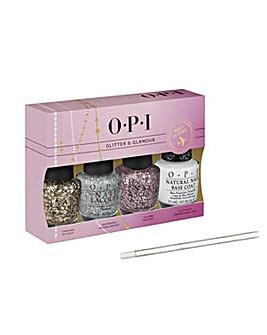 OPI Glitter & Glamour Travel Set