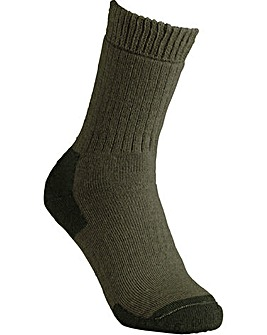 Active Wool Seam-Free Socks