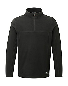 Tog24 Halo Mens TCZ 100 Fleece Zip Neck