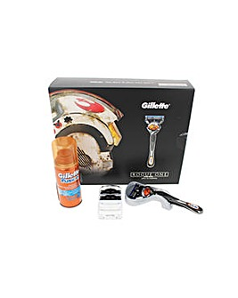 Gillette Fusion Proglide Star Wars Set