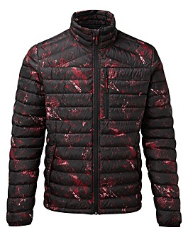 Tog24 Zenon Mens Down Jacket Camo