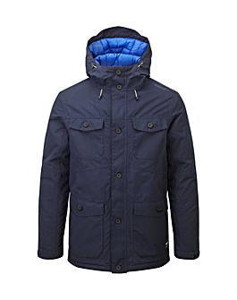 Tog24 Drift Mens Milatex Parka Jacket
