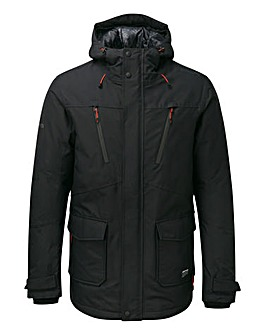 Tog24 Descent Mens Milatex/Down Parka