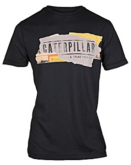 Caterpillar Journal T-Shirt