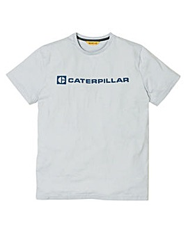CAT Lifestyle Block Caterpillar T-Shirt