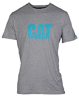 Caterpillar Original Fit Logo T-Shirt