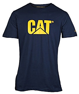 CAT Lifestyle Original Fit Logo T-Shirt