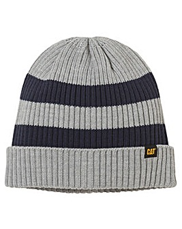 Caterpillar Lockport Beanie Hat