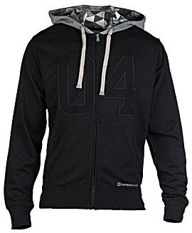 Caterpillar Typeset Zip up Hoodie