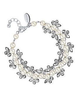 Alan Hannah botanical pearl bracelet