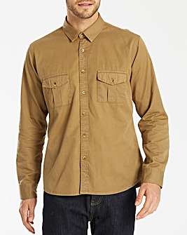 Jacamo L/S Worker Shirt Long