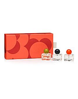 Orla Kiely Shadow Flower Mini Gift Set